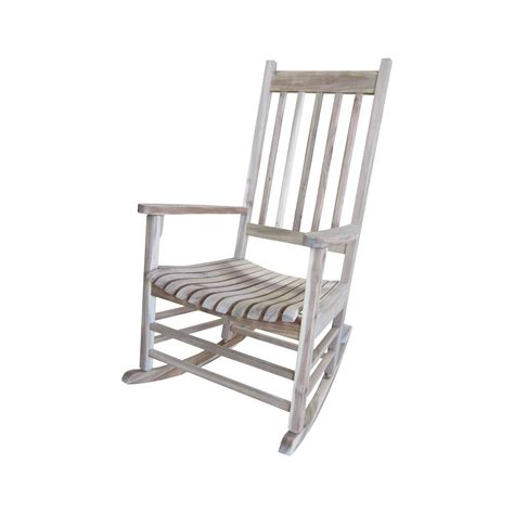 Rocking Chair Patio International Concept Patio Rocking Chair Ebay