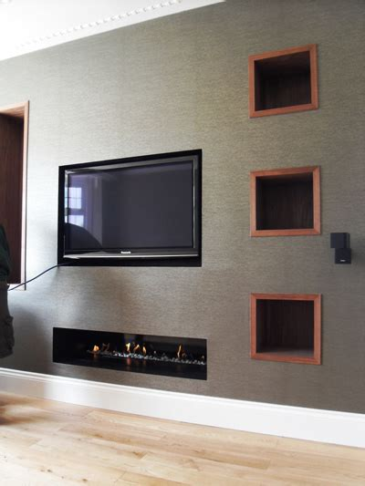 Dining Room Wall Unit by B Amp B Fireplaces