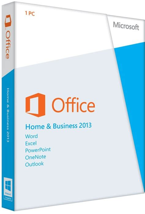 microsoft home and business microsoft office 2013 home and business retail computer