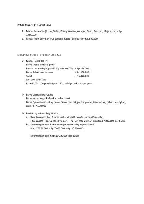 contoh cover letter business plan contoh bisnis plan contoh six