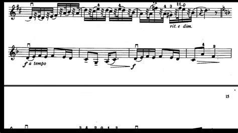 Humoresque Suzuki Book 3 Violin Dvor 225 K Humoresque Violin Sheet