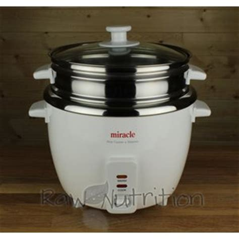 Rice Cooker Denpoo Dmj 81 miracle exclusives miracle stainless steel rice cooker me 81 nutrition canada