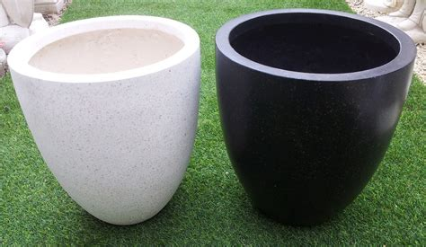 Lightweight Planter Boxes by Lightweight Terrazzo Pots In Sydney Large Planter Boxes