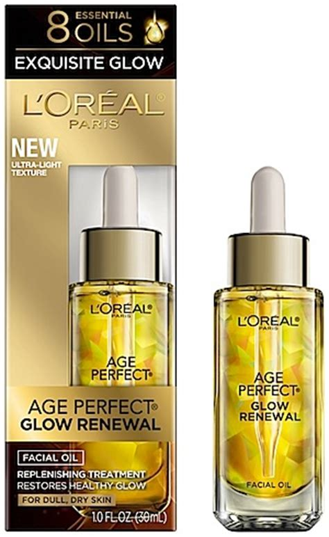 Serum Ms Glow preview ingredients l or 233 al age glow renewal