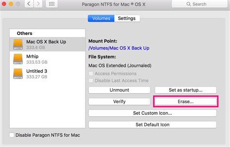 Format Cd Ntfs | comment formater un disque vers ntfs sous mac os x ntfs