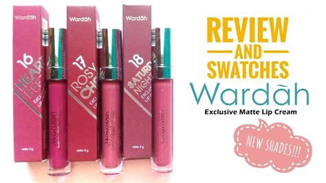 Harga Gincu Purbasari lipstik exclusive wardah warna pink the of
