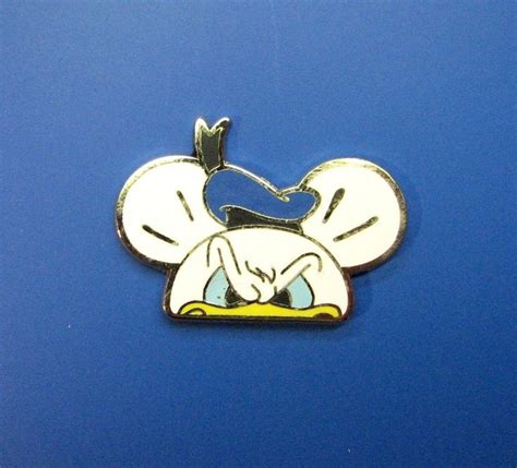 donald ear 17 best images about disney donald duck collector pins on disney donald o