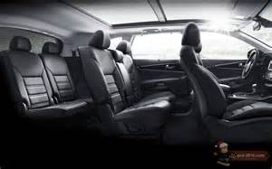 Kia Sorento Seating Capacity Kia Sorento 2016