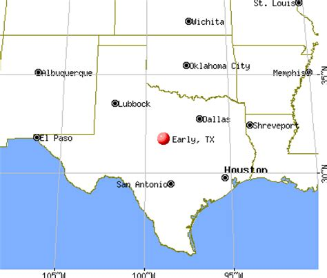 early texas maps early texas tx 76802 profile population maps real estate averages homes statistics