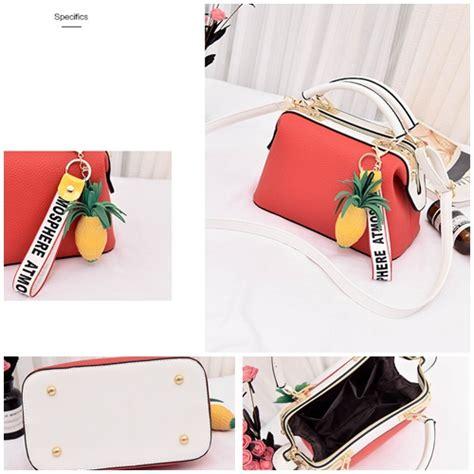Fashion Bag Impor Murah Set 6in1 T87417 jual b3336 doctor bag import elegan grosirimpor