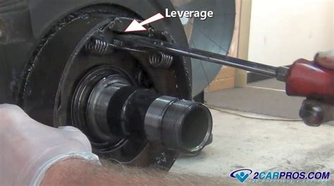 how to bench bleed a master cylinder how to change parking brake shoes in under 1 hour