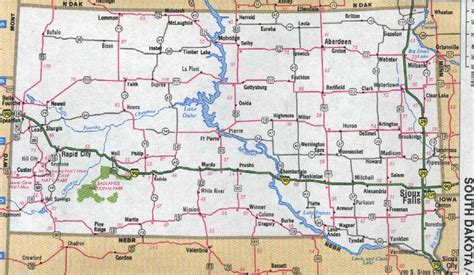 printable wyoming road map road maps of montana and wyoming