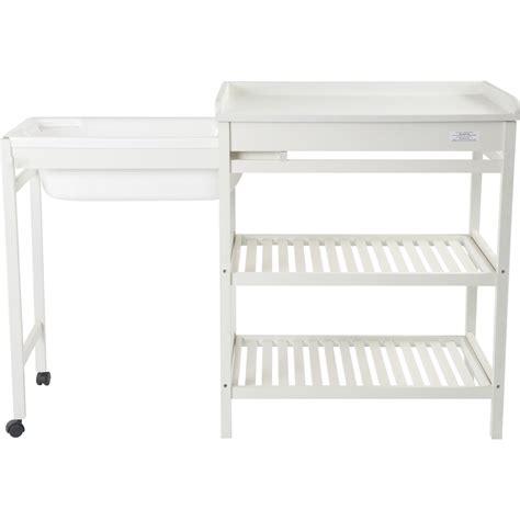 table a langer avec baignoire ikea table langer avec baignoire pas cher