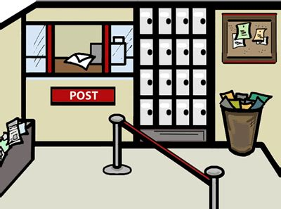 version of post office clipart