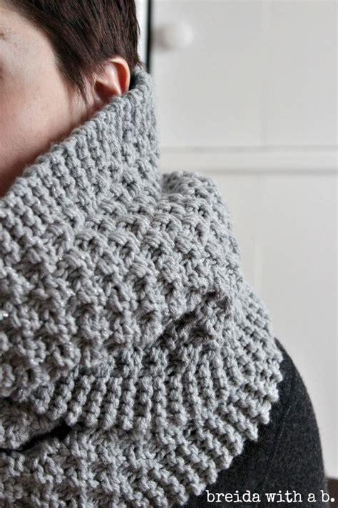 knitting pattern sler scarf simple knitting silver grey cowl breidawithab com free