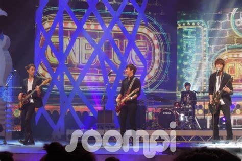 Cn Blue 2 exclusive soompi at the 2012 seoul international drama