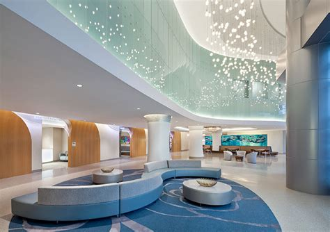 interior design in florida florida hospital for wins interior design award