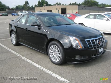 2012 cadillac cts 4 2012 cadillac cts 4 3 0 awd sedan in black 105162