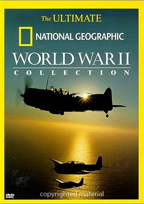 Sweater National Geographic Special Edition ultimate national geographic world war ii collection the special edition dvd 2004 dvd empire