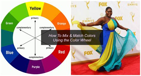 learn to combine colors like a pro how to mix colors in your wardrobe using the color wheel