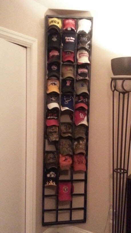 Hat Rack Ideas by 25 Best Ideas About Baseball Hat Racks On Hat