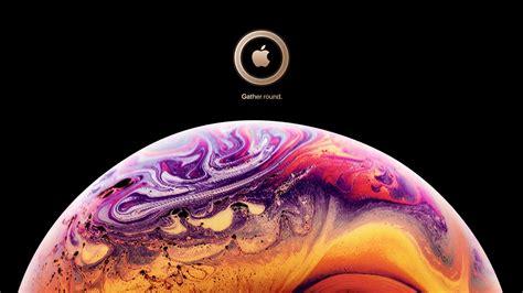 iphone xs apple steve jobs theatre