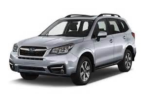 Subaru Forester Pictures 2017 Subaru Forester Priced From 23 470 Automobile Magazine