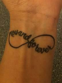 Infinity Wrist Tattoos Infinity Wrist Funky Tattoos