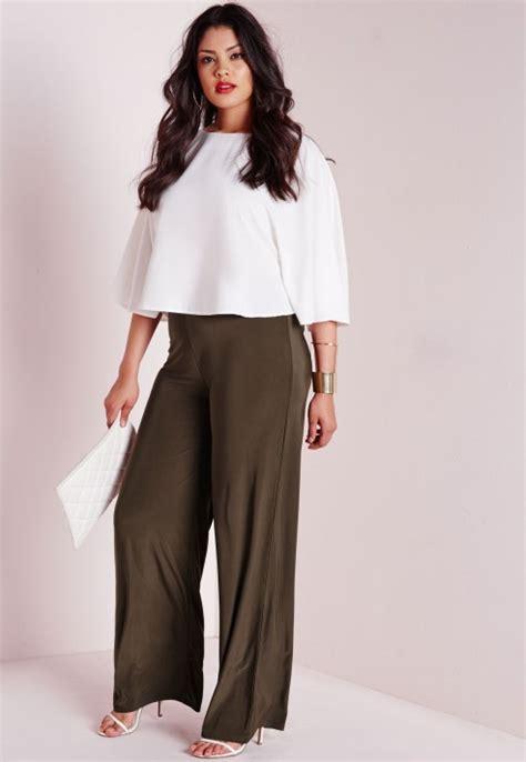 Celana Kulot Orang Gemuk 17 fashion style celana kulot wanita branded dan modern