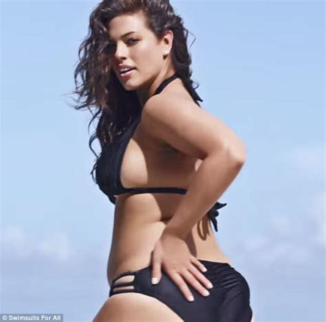 plus size ashley graham hot ashley graham to be sports illustrated s first plus size model