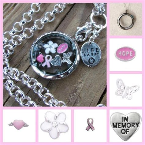 Origami Owl Jewelry Exles - how to put together an amazing origami owl locket 1