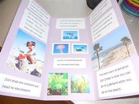 How To Make A Travel Brochure With Paper - biome travel brochure as an assessment the