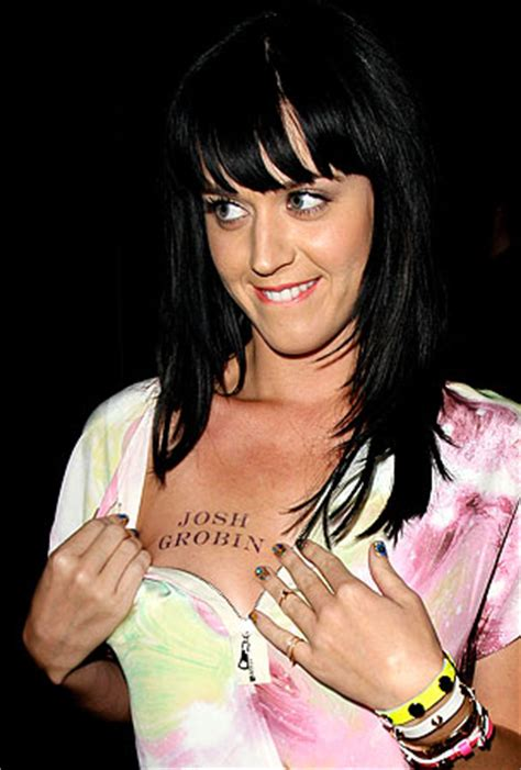 katy perry new tattoo 2014 let your ta tas speak temporary tattoo blog