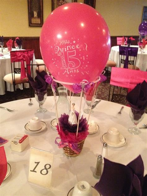 Quinceanera Centerpiece Table Topper Ideas Pinterest Centerpieces For Quinceanera Tables