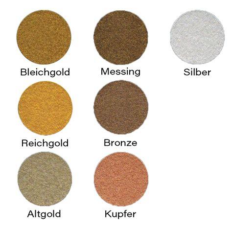 Gold Farbe Mischen by Metallglanzlack Decor Lack Bronze Lack Farbe Ebay