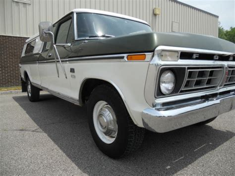 automobile air conditioning service 1984 ford ranger security system 1976 ford f 250 ranger xlt super cab trailer special 460 big block oregon truck