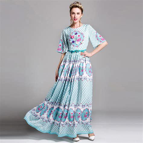 Naz Maxi Fit L Free Belt maxi dresses 2017 uk style belt blue flower print slim beautiful belt slim summer