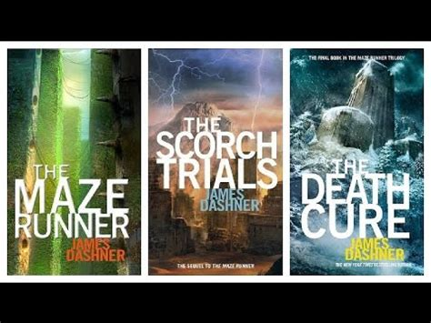 book report on maze runner maze runner boxed set book haul all four books