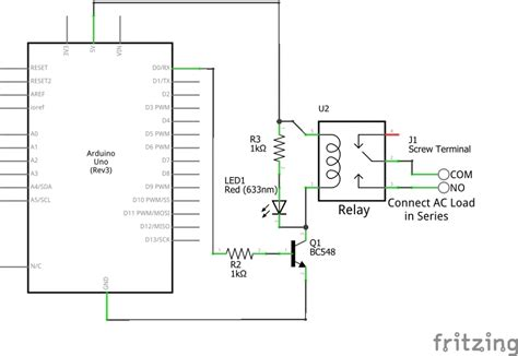 relay circuit diagram relay circuit diagram arduino circuit and schematics diagram
