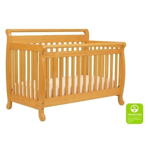 Davinci Emily 4 In 1 Convertible Crib With Full Bed Rails Bed Rails For Convertible Crib