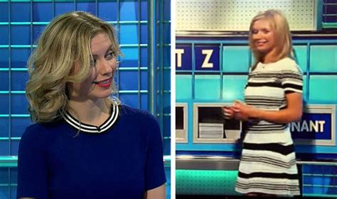 celebrity game shows on tv countdown s rachel riley cringes as she spells rude word