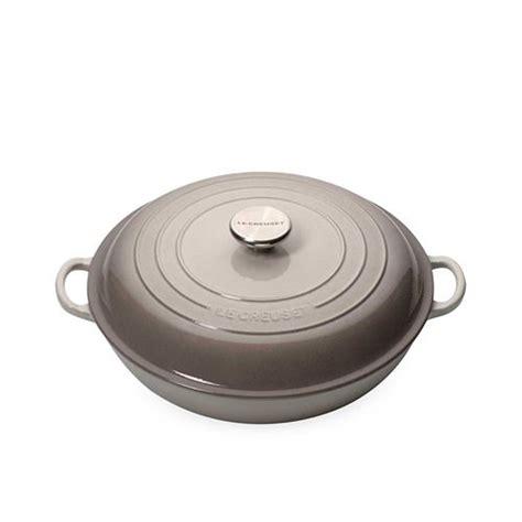 new le creuset buffet casserole 30cm 3 2l nutmeg rrp 549