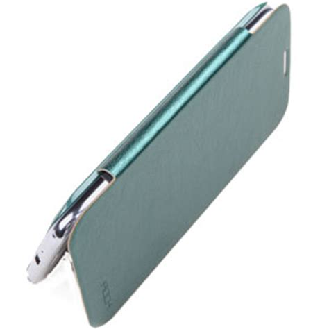 rock side flip for samsung galaxy note 2 green