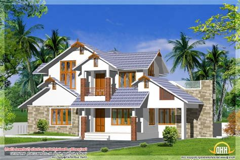 3 kerala style dream home elevations kerala home design kerala model house elevation photos
