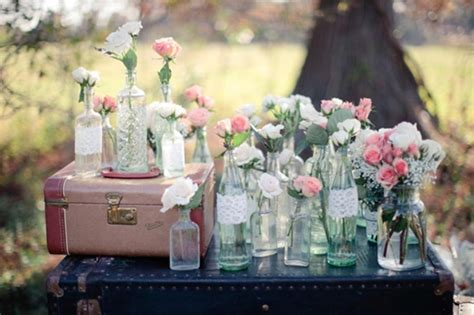 shabby chic wedding decor ideas 10 d 233 corations de mariage chin 233 es pour une r 233 ception