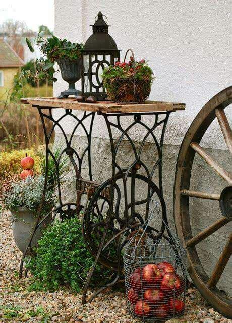 Nähmaschine Gartendeko by Gartendeko Wohnen Gartendeko G 228 Rten Und