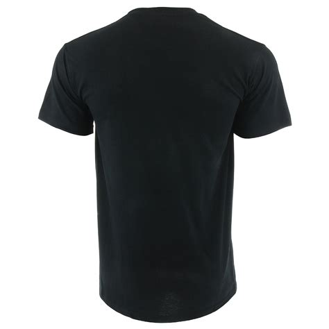 blank black tshirt template clipart best
