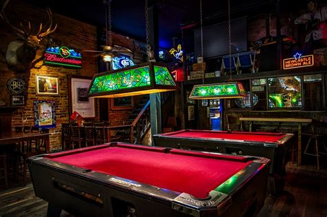 bars with pool tables free photo billiards pool tables bar pub free image