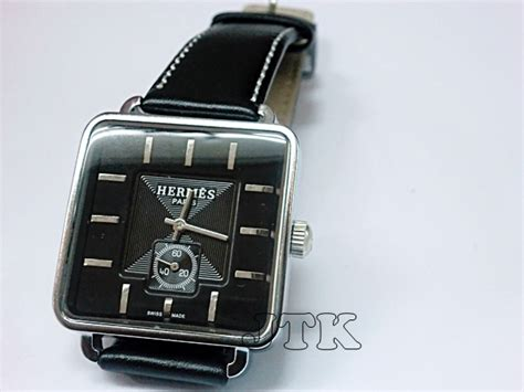 Jam Tangan Wanita New Hermes 2107 Leather jam tangan hermes retro vintage leather rp 250 000