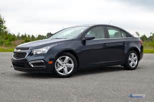 2015 chevrolet cruze turbo diesel review test drive